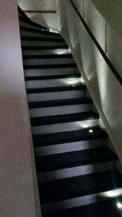 verlichting trap