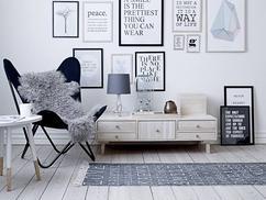 Schapenvacht Op Stoel : De cabana yeti stoel is een wilde toevoeging aan je interieur het