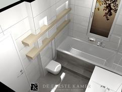 Creatief met spiegels in de badkamer met leuke tips barokspiegel
