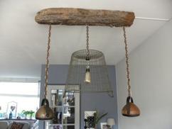 Twee Lampen Ophangen : Lampen ophangen boven tafel iets ophangen zonder te boren twee