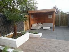 Ideeen tuin ideeen en voorbeelden kleine tuin with ideeen tuin