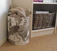 opbergen plastic zakken