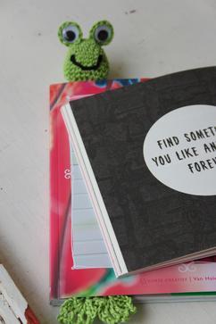 De Leukste Ideeën Over Gratis Haakpatroon Boekenlegger Vind Je Op