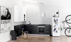 Keukens in parallelopstelling keller keukens
