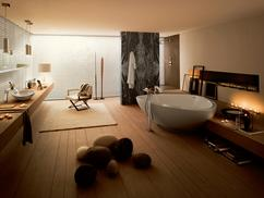 Badkamer Idee Natuur : Badkamers van natuursteen en composiet van gils rhoon rotterdam