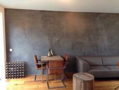 Betonlook Muur Prijs : Een betonlook muur maak je zo vindy