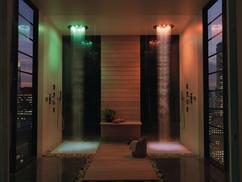 Inloopdouche Met Regendouche : Walk in douche modern door open uiterlijk met glas en goedkoop