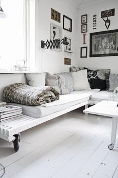 interieur woonkamer\