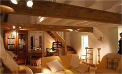 Boekenkast In Woonkamer : Boekenkast en ensuite deuren klasieke woonkamer door studiopops