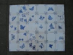 Zelf Tegels Maken : Zelf tegels maken mooi effect met rubber deurmatten in cement