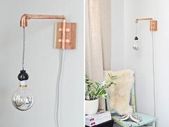 Wandlamp Met Snoer : Wandlamp met snoer unique geweldig lamp snoer designs plendours