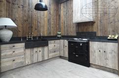 Steigerhout Keuken Kopen : Modern steigerhouten keuken restylexl keukens van gebruikt