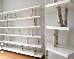leuke en originele manier om een boekenkast