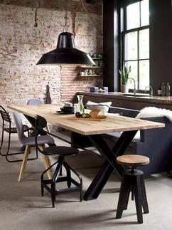 Zwarte Eethoek Stoelen.De Leukste Ideeen Over Eettafel Met Stoelen En Hanglamp