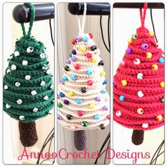De Leukste Ideeën Over Kerstboompje Haken Vind Je Op Welkenl