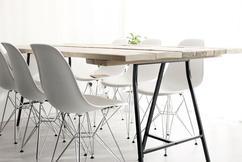 Hoe een goedkoop staand bureau te bouwen van ikea en hoe het is