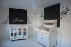 Zwart Witte Kinderkamers : Zwart wit accessoires winnie the pooh babykamer accessoires