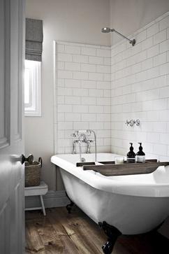 Badkamer Grijs Wit Hout.De Leukste Ideeen Over Badkamer Zwart Wit Hout Vind Je Op Welke Nl