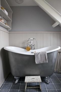 Badkamermeubel Landelijk Modern.De Leukste Ideeen Over Landelijk Moderne Badkamer Vind Je Op Welke Nl