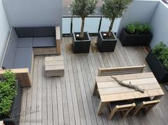 Ideeen Kleine Tuin : Ideeën voor het inrichten van een landelijke tuin makeover