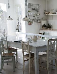 Witte Brocante Eetkamerstoelen.De Leukste Ideeen Over Eettafel Met Witte Stoelen Vind Je