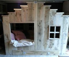 De Leukste Kinderbedden : Kinderkamers en tienerkamers decoratie ideeën en meubels