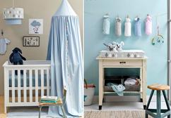 Babykamer Ideeen Blauw : Interieur inspiratie brocante jongens babykamer