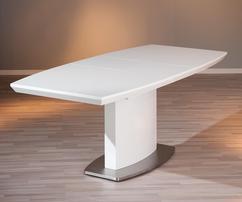 Witte Ronde Hoogglans Eettafel.Collectie Eettafels Verzameld Door Meubelnova Op Welke Nl