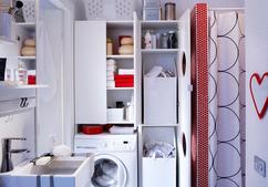 Wasmachine Kast Leenbakker : Wasmachine ombouw ikea simple ikea keuken wasmachine washok