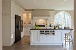Keuken Landelijk Ramen : Thijs van de wouw keukens strak design