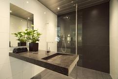 Inloopdouche Met Tegels : De prettig praxis tegels badkamer denkbeeld wegens behangen jouw