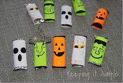 Halloween Traktaties.De Leukste Ideeen Over Halloween Traktatie Vind Je Op