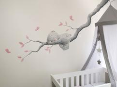 Muursticker Me To You Babykamer.Collectie Muurschilderingen Babykamer Kinderkamer Gemaakt Door