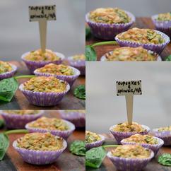 De Leukste Ideeën Over Hartige Muffins Met Spinazie Vind Je Op