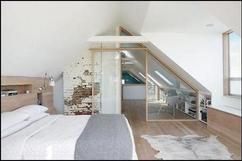Kast Achter Bed : Kast achter bed elegant op maat gemaakte kast in slaapkamer great