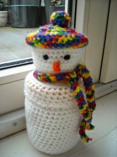 De Leukste Ideeën Over Sneeuwpop Haken Vind Je Op Welkenl