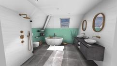 Badkamer Kast Handdoeken : Deze chique kast bestaat uit meerdere vakken voor je handdoeken