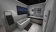 Badkamer Indeling Ideeen : Kleine badkamer streker tegelhuis streker tegelhuis