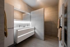 Badkamer Kleuren Ideeen : Ideeën voor een gietvloer in de badkamer solo gietvloeren