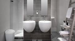 Badkamer Wastafel Maken : Badkamermeubilair badkamermeubel livios