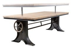 Elektrische in hoogte verstelbare elektrische tafel aanrecht werktafel