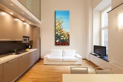 Groot Schilderij Woonkamer : Schilderij voor woonkamer. top schilderij voor woonkamer with