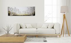 Collectie: Schilderij in de woonkamer, verzameld door Kunstvoorjou ...