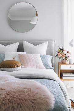 inspiratie nodig voor het inrichten van de slaapkamer