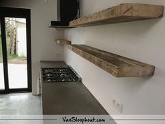 Wandplank Met Verborgen Ophangsysteem.De Leukste Ideeen Over Wandplank Vind Je Op Welke Nl