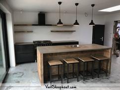 Keuken Met Kookeiland : Een keukeneiland of kookeiland bekijk keukens db keukens