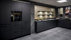 Zwarte keukenkraan voor wastafels kopen specialist in kranen
