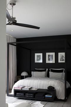 mooie strakke slaapkamer
