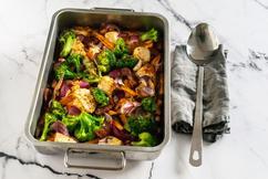 Deze Spaanse Ovenschotel Met Kip En Chorizo Bevat Onwijs Veel