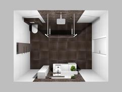 Sfeervolle Badkamer Ideeen : Kleine badkamer ideeen met moso bamboe outlet luxe kleuraccenten
